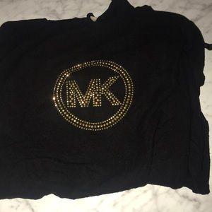 Michael Kors hoodie top